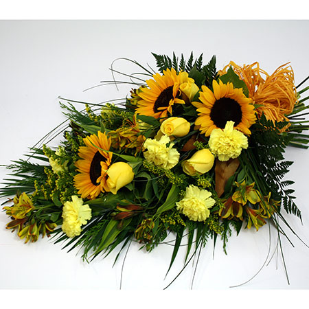 Sunflower Tied Sheaf Reference: SYM9